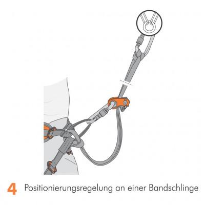 Foto 4 van Maximilian bij Climbing Technology - Rollnlock - Haspel voor touw