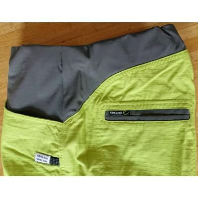 Foto 1 van Georg bij Edelrid - Durden Shorts - Shorts