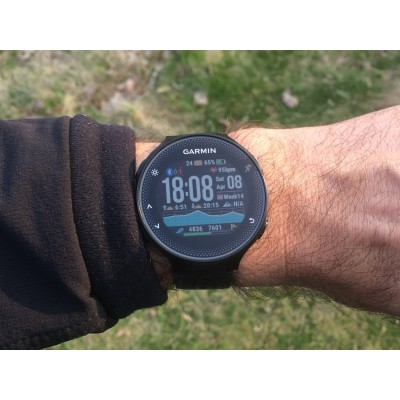Foto 8 van Jens bij Garmin - Forerunner 235 WHR - Multifunctioneel horloge