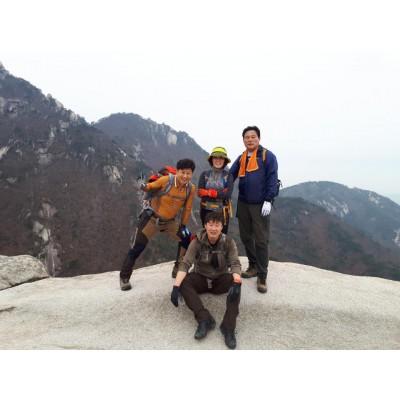 Foto 3 van Young Chul bij Klättermusen - Gere 2.0 Pants - Trekkingbroeken