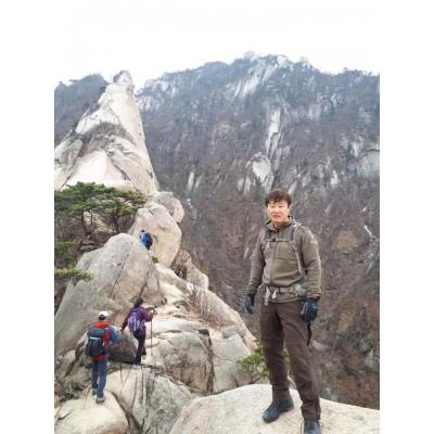 Foto 1 van Young Chul bij Klättermusen - Gere 2.0 Pants - Trekkingbroeken