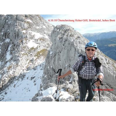 Foto 1 van Harald bij Komperdell - Explorer PL 2.1 Special Edition - Trekkingstokken