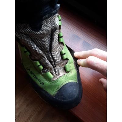 Foto 1 van Rik bij La Sportiva - Trango S Evo GTX - Bergschoenen