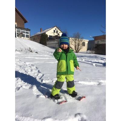 Foto 2 van Carsten bij Montura - Baby's Vertigo Pants - Klimbroeken