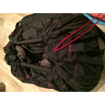 Foto 1 van Severin bij Moon Climbing - Classic Rope Bag - Touwzak