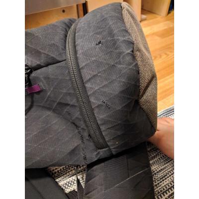 Foto 2 van Erik bij Mountain Hardwear - Crag Wagon 60 Backpack - Klimrugzak