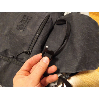 Foto 3 van Erik bij Mountain Hardwear - Crag Wagon 60 Backpack - Klimrugzak