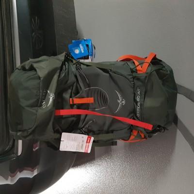 Foto 2 van alex bij Osprey - Atmos AG 50 - Tourrugzak