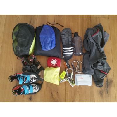 Foto 1 van peter bij Patagonia - Crag Daddy Pack 45L - Klimrugzak