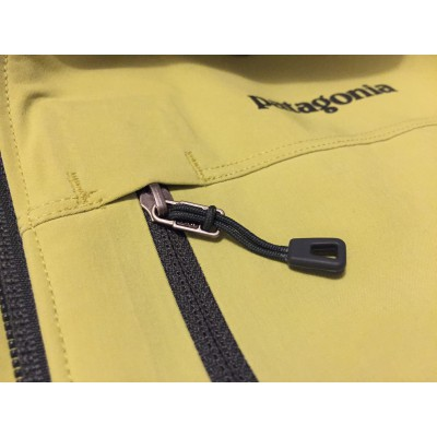 Foto 1 van Willy bij Patagonia - Knifeblade Jacket - Softshelljack