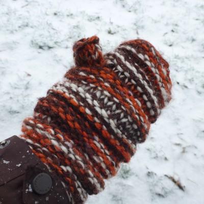 Foto 6 van Karen bij Sherpa - Women's Rimjhim Handwarmers 2 - Handschoenen