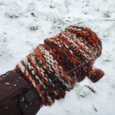 Foto 7 van Karen bij Sherpa - Women's Rimjhim Handwarmers 2 - Handschoenen