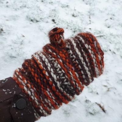 Foto 4 van Karen bij Sherpa - Women's Rimjhim Handwarmers 2 - Handschoenen