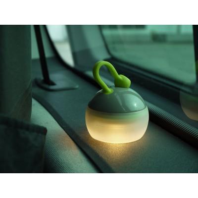 Foto 2 van Sebastian bij Snow Peak - Mini Hozuki LED Lantern - Led-lamp