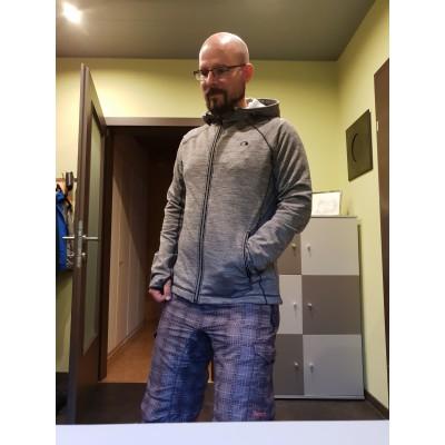Foto 2 van Christian bij Tatonka - Flin Jacket - Fleecejack