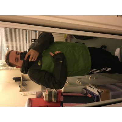 Foto 3 van Mathew bij The North Face - Venture Jacket - Hardshelljack