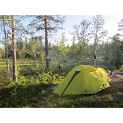 Foto 3 van Anne bij Wechsel - Precursor ''Unlimited Line'' - 4-personen-tent