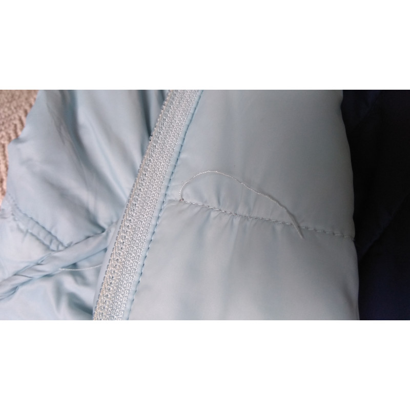 Foto 2 van Leonie bij 2117 of Sweden - Wome's Råberg Jacket L/S - Synthetisch jack