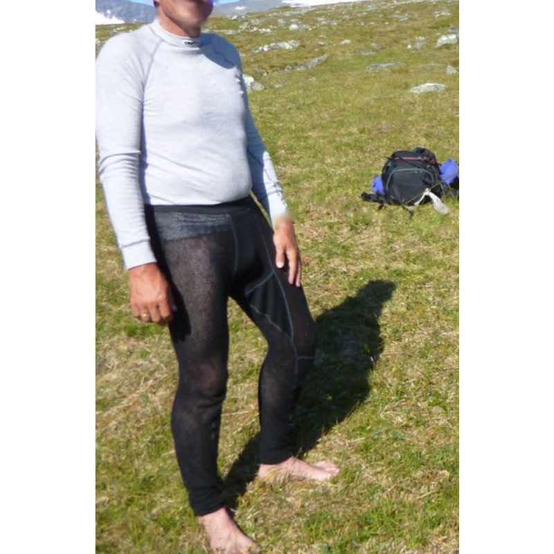 Foto 1 van Mathias bij Aclima - WN Longs - Merino-ondergoed