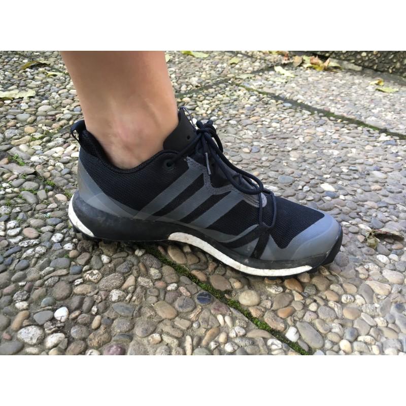 Foto 1 van Christiane  bij adidas - Terrex Agravic GTX - Trailrunningschoenen