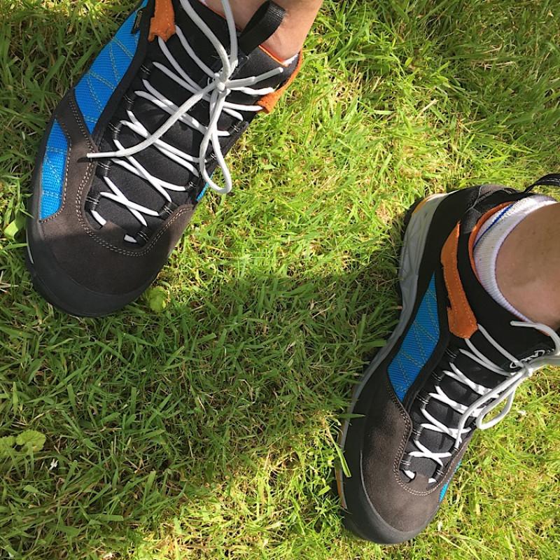 Foto 1 van Mark bij AKU - Tengu Low GTX - Multisportschoenen