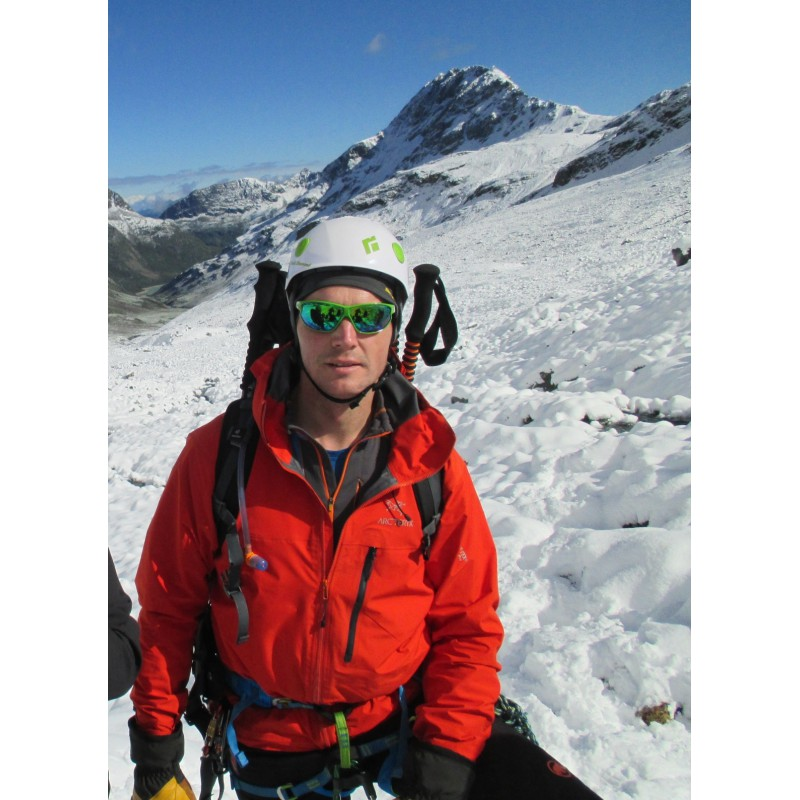 Foto 1 van Florian bij Arc'teryx - Alpha FL Jacket - Hardshelljack