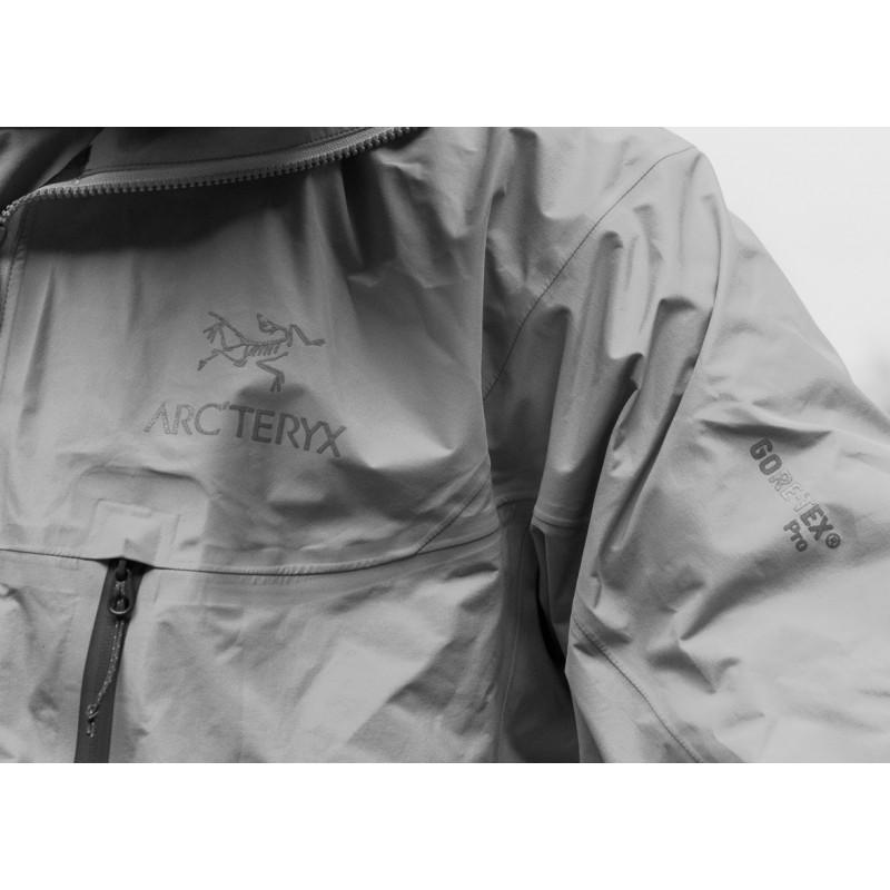 Foto 1 van Andreas bij Arc'teryx - Alpha SV Jacket - Hardshelljack