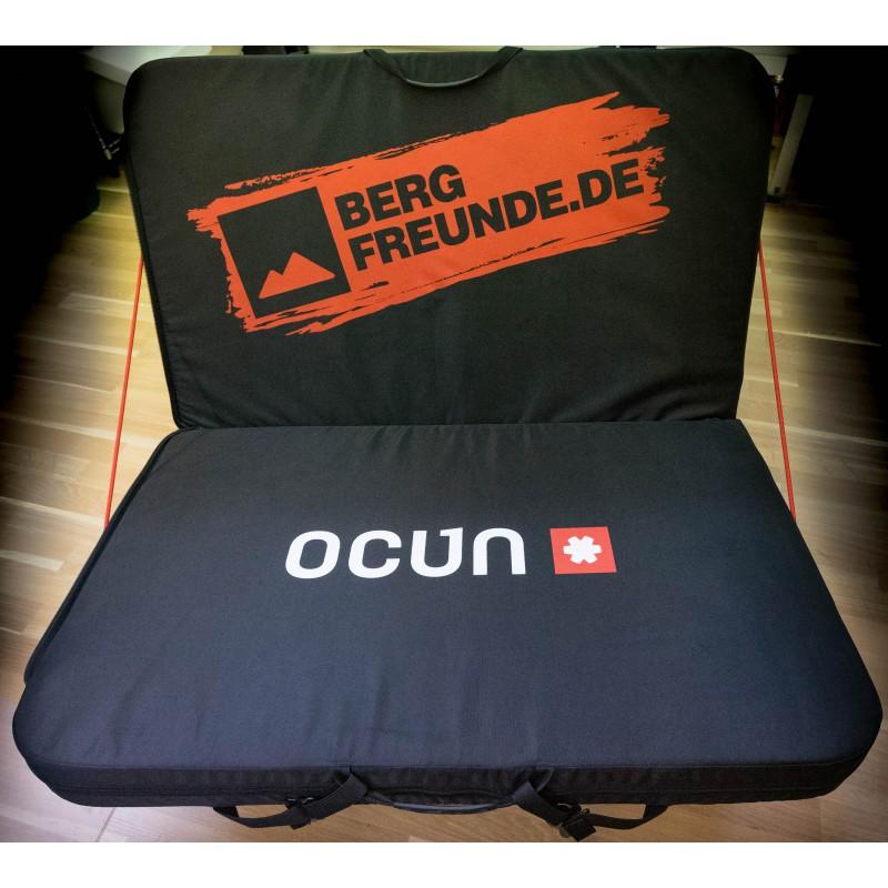 Foto 1 van Thomas bij Bergfreunde.de - Crashpad - Boulder Bag Set - Crashpad