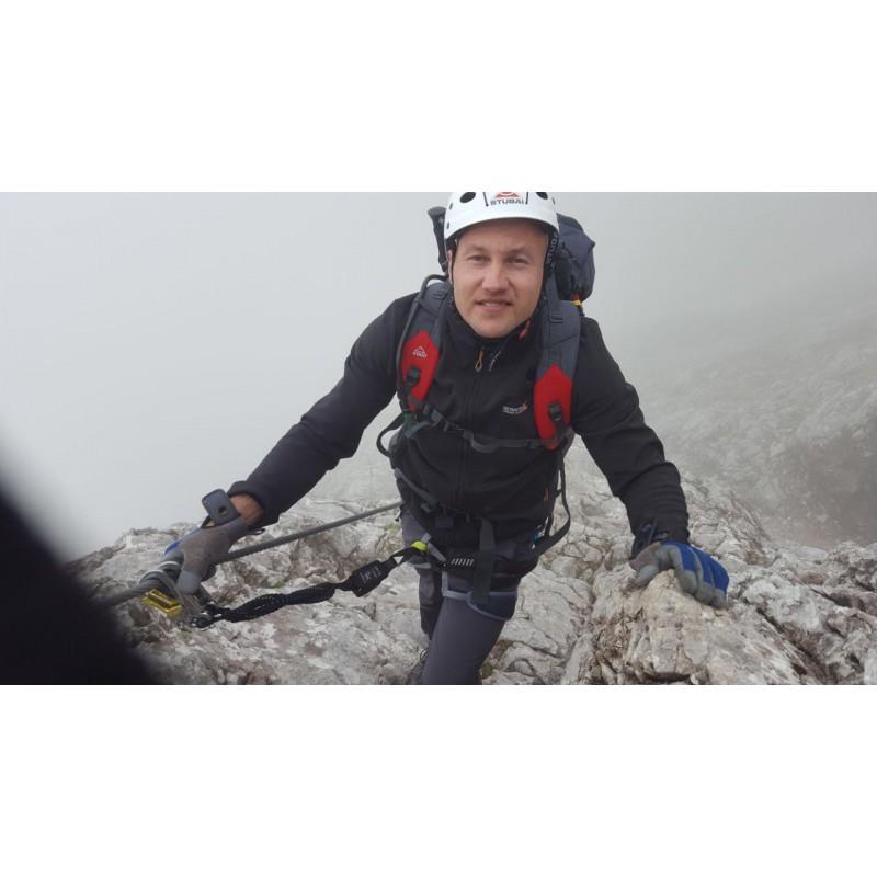 Foto 1 van Oliver bij Black Diamond - Crag Rock Glove - Klettersteighandschoenen