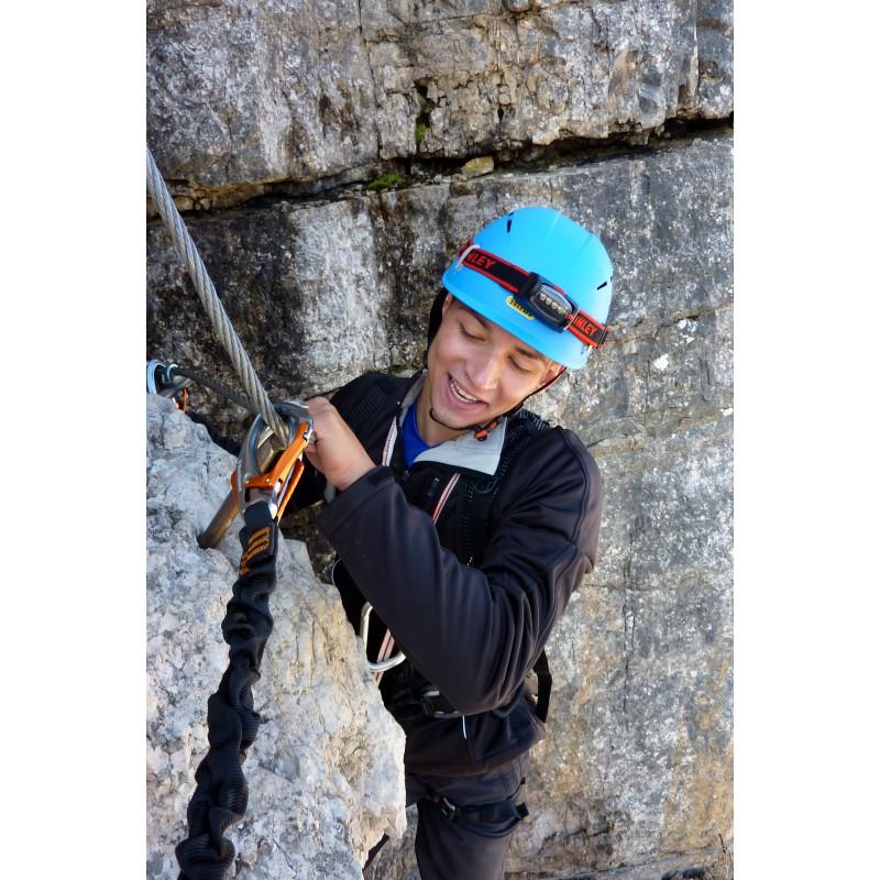 Foto 1 van Oliver bij Black Diamond - Easy Rider - Klettersteigset