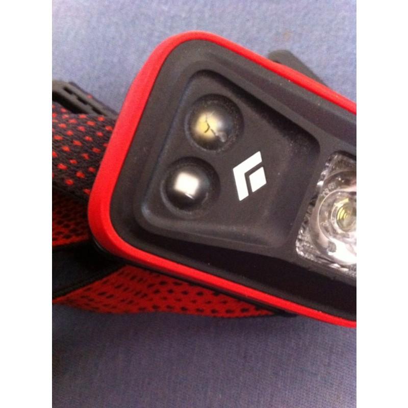 Foto 1 van Sebastian bij Black Diamond - Spot - Hoofdlamp