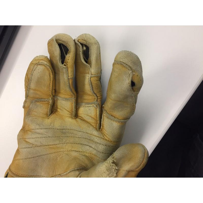 Foto 1 van Martin bij Black Diamond - Transition Glove - Klettersteighandschoenen