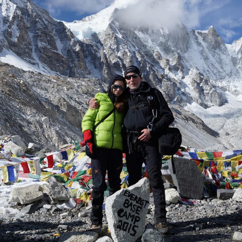 Foto 1 van Eckhard bij Blue Ice - Yeti 45L - Tourrugzak