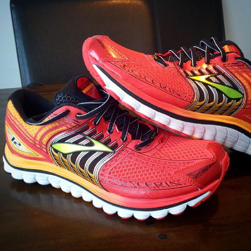 Foto 1 van S bij Brooks - Glycerin 12 - Joggingschoenen