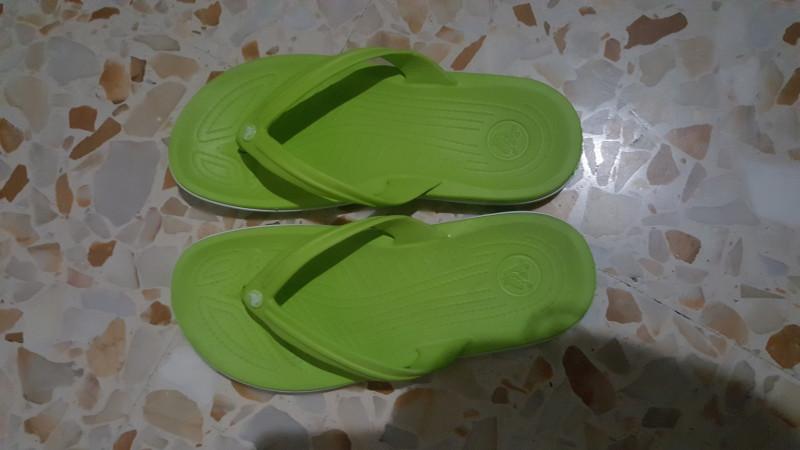 Foto 1 van Maria bij Crocs - Crocband Flip - Sandalen