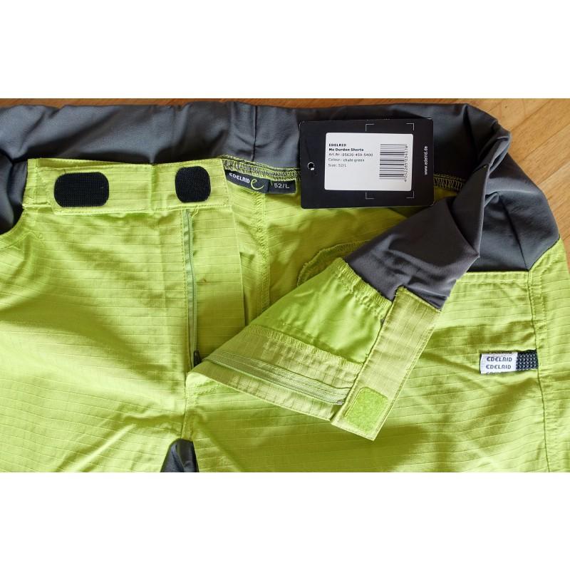 Foto 2 van Georg bij Edelrid - Durden Shorts - Shorts