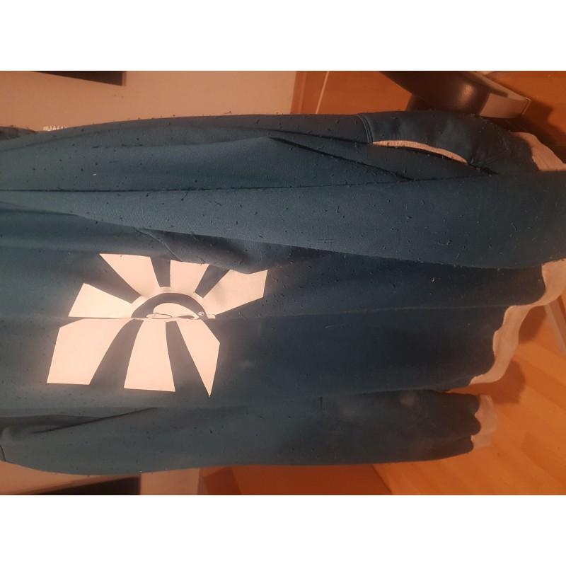 Foto 1 van Fabian bij Edelrid - Kamikaze Jacket - Hoodie