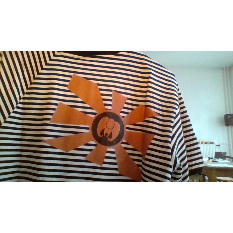Foto 1 van Marc bij Edelrid - Kamikaze T - T-shirt