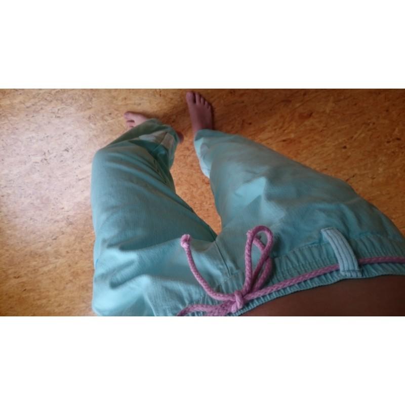 Foto 1 van Sandra bij Edelrid - Women's Kamikaze Pants - Klimbroek