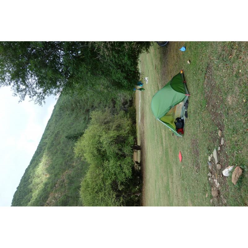 Foto 1 van Bebek bij Exped - Mira II HL - 2-personen-tent