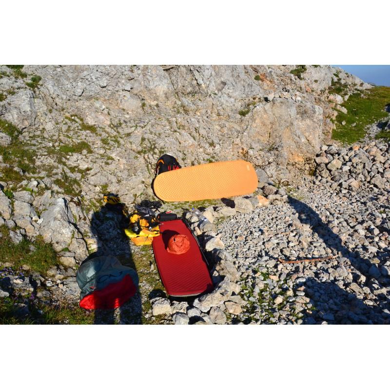 Foto 2 van Thomas bij Exped - Ultralite 300 - Donzen slaapzak