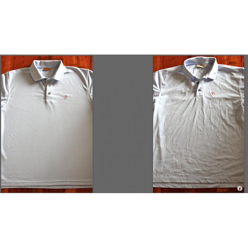 Foto 1 van Mike bij Fjällräven - Crowley Piqué Shirt - Poloshirt