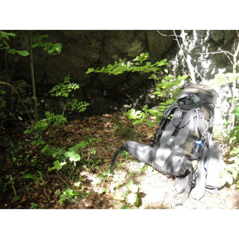 Foto 1 van Andreas bij Fjällräven - Kajka 75 - Trekkingrugzak