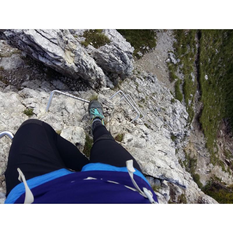 Foto 1 van Felicitas bij Fjällräven - Women's Abisko Trekking Tights - Trekkingbroeken