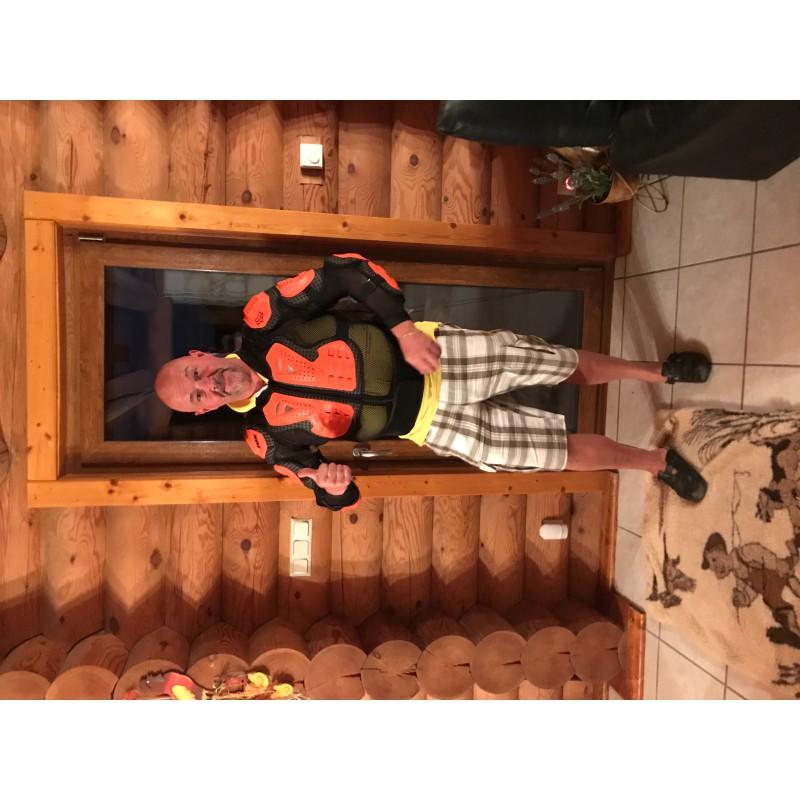 Foto 1 van Dreiling  bij FOX Racing - Titan Sport Jacket - Beschermer
