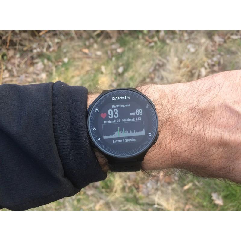 Foto 7 van Jens bij Garmin - Forerunner 235 WHR - Multifunctioneel horloge