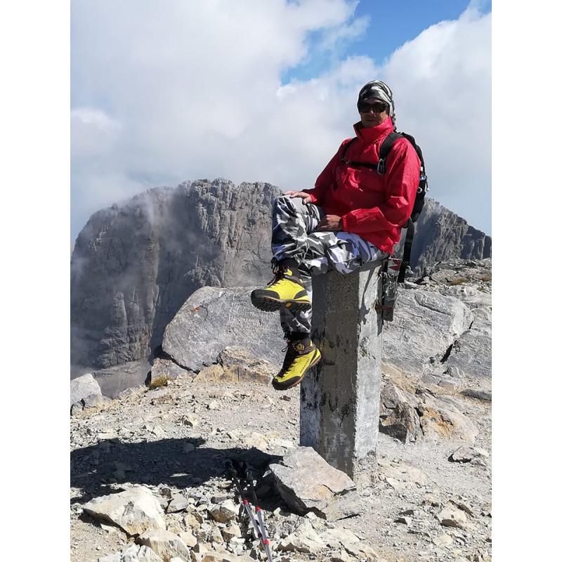Foto 1 van polychronis bij Garmont - Ascent GTX - Bergschoenen