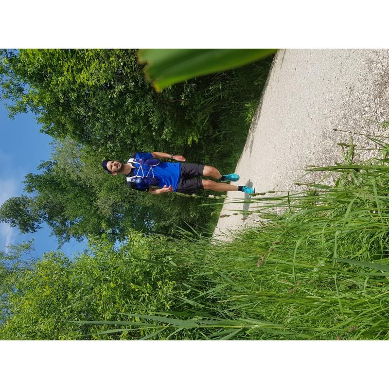 Foto 1 van Manfred bij GORE Running Wear - Fusion Zip Shirt - Hardloopshirt