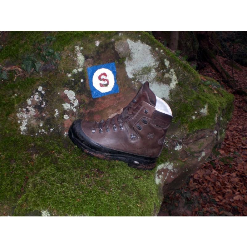 Foto 1 van Andreas bij Hanwag - Alaska GTX - Trekkingschoenen