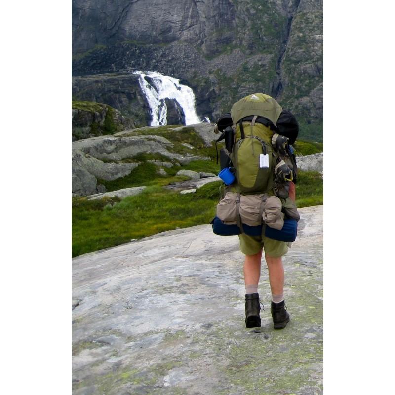 Foto 1 van Jonathan bij Hanwag - Alaska GTX - Trekkingschoenen